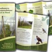 Obstbauern und Naturschützer Hand in Hand