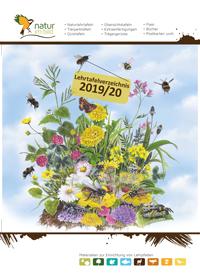 Natur im Bild Katalog 2019/2020